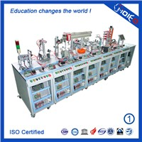Automatic Modular Flexible Production Line Training System