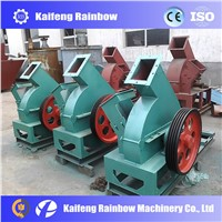 Blade Type Motor Driven Wood Chipper Machine For Industry