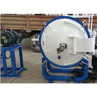 Realiable quality horizontal vacuum induction carbonization furnace