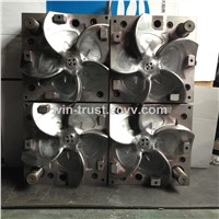 Fan Blade Plastic Injection Mould