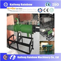 cow manure dewater machine for wastewater treatment