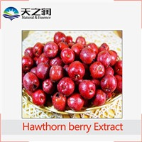 factory supply hawthorn extract, hawthorn berry extract, hawthorn capsule