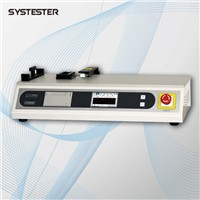 Micro peeling force and strength tester of flexible laminated plastics or equivalents SYSTESTER