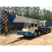 Used Japan 55 Ton TADANO Truck Crane, Used TADANO GT-550E Truck Crane for Sale