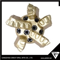 diamond head PDC drill bit