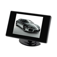 3.5 inch stand alone TFT car pc monitor