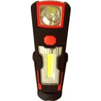 3W COB LED Magnetic Hook Working Light LED Emergency Light