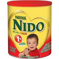 Nestle Nido Kinder 1+ Red Cap 360g and 400g