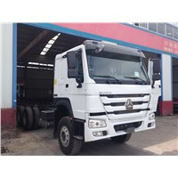 336hp howo dump truck with high quality in Ethiopia ZZ3257N3447A1