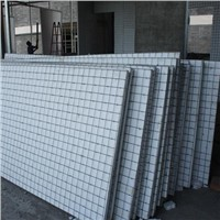 3D mesh panel for wall and roof