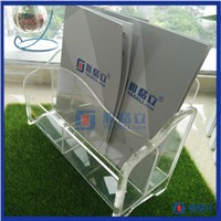 Acrylic Magazine Holder Stand Brochure
