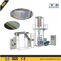 Automatic Plastic PE Zipper Bag Film Blowing Machine (ZIP Series)