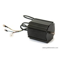 BLDC motor 1500W electric motorbike conversion kit/ Electric scooter mid drive motor and controller