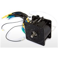 High Efficiency , Battery powered car BLDC motor 20KW electric car conversion kit