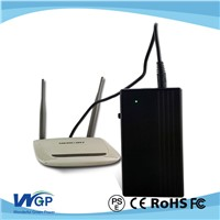 Min UPS 9V for WiFi Modem Router DC 9V Mini UPS with 1 Hour Backup