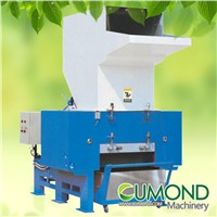 Plastic crusher machine for bottle, pipe, plastic sprue and packing material
