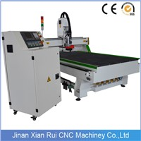 Discount Jinan 1530 Linear Type ATC 8 tools CNC wood Door engraving machine