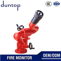 China Duntop Fire Fighting Manufacturer Outdoor Fire Monitor Remote Control Fire Water Cannon