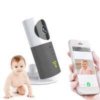 Clever Dog Smart WiFi IP Camera Baby Monitor