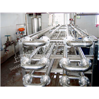 Fruit Juice Tubular Preheater