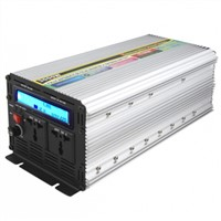 Modified Sine Wave Power 3000W Inverter Generator with Battery Charger