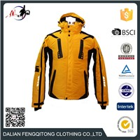 Outdoor Clothing Snow Wear Coldproof Windrproof Down Ski Jacket