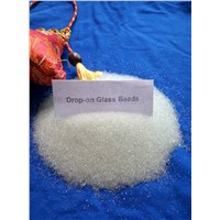 BS6088 reflective road safety glass beads for road safety