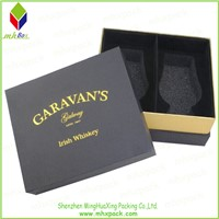 Gold Stamping Paper Packaging Perfume Gift Box