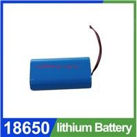 18650 battery mod, 3.7V, 4000mAh, li ion battery pack, 1s2p 18650 UL, CE 18650 battery