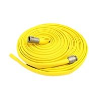 China Quality Assurance Yellow Color Fire Proof Flexible Duraline Hose Fire Hose China