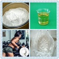 GMP Standard Ananbolic Steroid Hormone Trenbolone Acetate 100mg/Ml for Bodybuilding