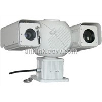 1500m long range thermal PTZ CCTV surveillance camera Aithink