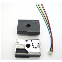 Compact Dust Sensor for Air Conditioners GP2Y1010AU