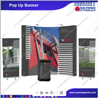 quality pop up banners