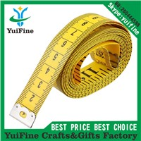 Hot Sell! 120in/3m PVC Tailor Tape Measure/3 Meter Soft Measuring Tape/120inch ruler sewing Meters