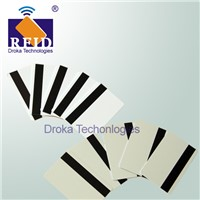 Magnetic Stripe Cards/White card/ID card