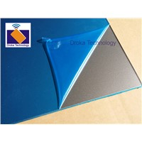 Matte Metal Plate for card lamination