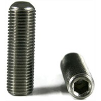 Stainless Steel Socket Set Screw Cup Point
