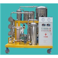 Vacuum Cooking Oil Refinery, Oil Filtration Machine