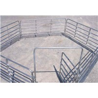 5ft Height Galvanized Corral Panel 6bars Corral Panel