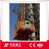 Construction hoist,material lifting elevator,rack and pinion hoist
