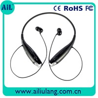 Free Sample HBS-730 Wireless Stereo Bluetooth Headset for Smartphone with CE FCC RoHS