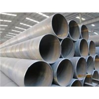 spiral pipe SSAW 219~2500mm diameter anti corrosion surface treatment