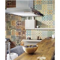 wall tiles floor tiles ceramic tiles with flower decoration