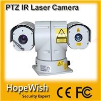 300m night vision IP INFRARED LASER Camera