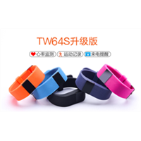 Free Sample HR64  Bluetooth Bracelet with CE FCC RoHS