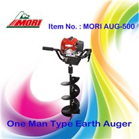 one man type earth auger