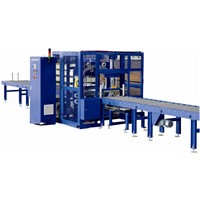 S 1800EZ  Auto ringer stretch wrapping machine