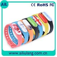 Free Sample Healthy Bluetooth Smart Bracelet Mini 1S with CE FCC RoHS