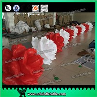 Inflatable Rose Flower Chain